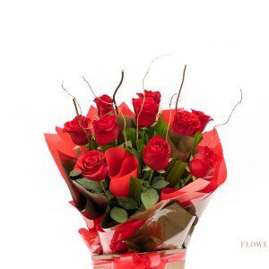 Red Rose Box